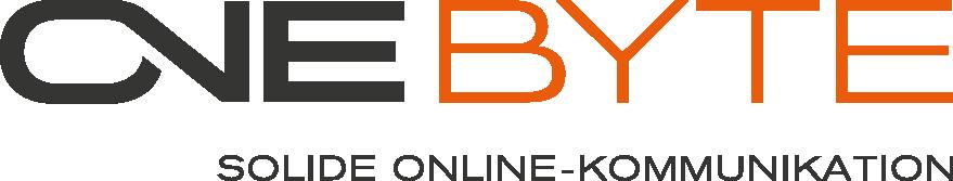 OneByte GmbH - Solide Online-Kommunikation
